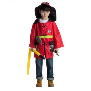 Fire Fighter Costume Role Play Set
