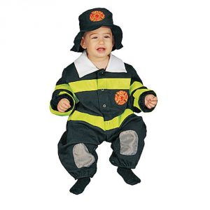 Baby Fire Fighter Costume