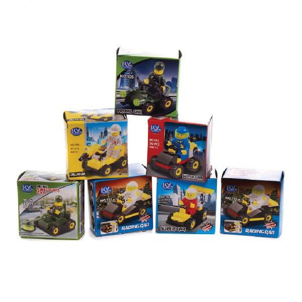 Playmax Construction Play Sets